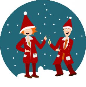 Spectacle de Noel - Panique chez les Mynus