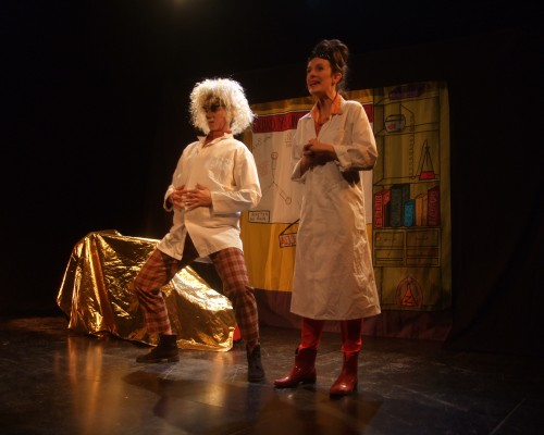 Spectacle scientifique - Retour vers le Labo